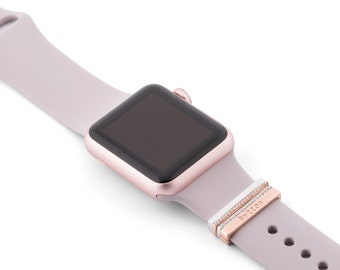 rose gold Glam Stack™ Apple Watch accessory - on backorder