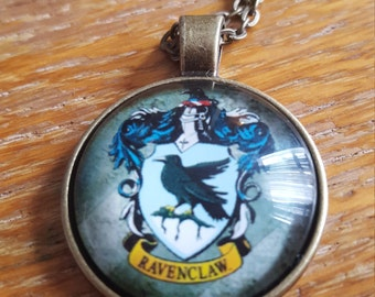Ravenclaw House Necklace