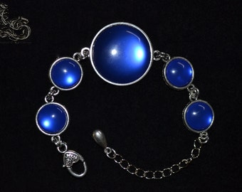 "Bracelet ""Blue Lights"""