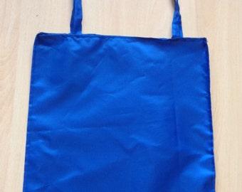 Blue Tent tote bag