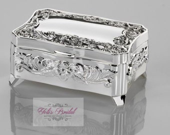 Wedding Arras, Arras de Boda, Unity Coins, Treasurer Chest Wedding Arras, Silver Wedding Arras, 13 wedding Unity Coins