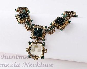 Venezia Necklace Tutorial Instant Download
