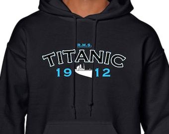 Titanic 1912 Hoodie