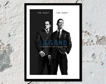 Legend high quality film print (A5, A4, A3)