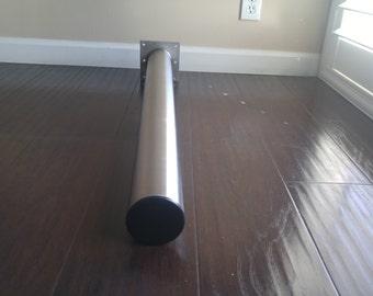 "3"" stainless steel table legs"