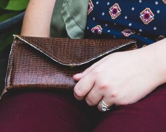 CLEARANCE* Vegan Wallet Womens - Minimalist Vegan Wallet - Slim Wallet for Women - Womens Small Wallet - Flat Wallet Women