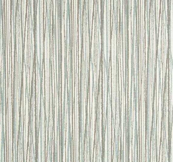 Fabric Shower Curtain Edisto Spa Green Taupe Grey And Cream