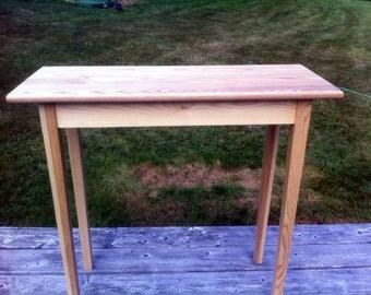 Ash Sofa Table / Hall or Entry Way Table