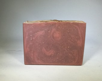 Forever Red Cold Process Soap