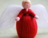 Red Angel, fairy tale, Wa...