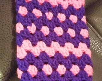 Crocheted Girls Leg Warmers