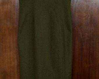 Vintage K. & K. Kaiserjager Wool Dress With Original Tags Size EU 36 /UK 8