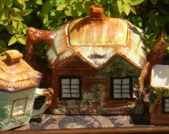 Highly Collectible Cottage Ware Tea set