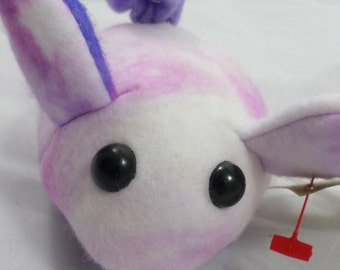 Galaxy Sea Bunny, sea slug plush-- Furrmiliars