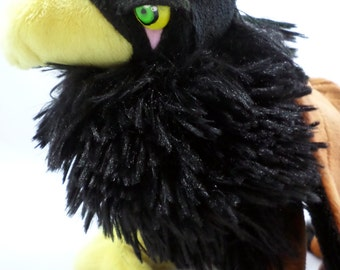 Scar inspired Gryphon Plush