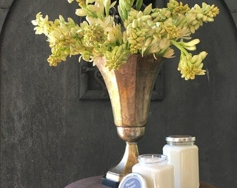 Tuberose Scented Baxter Manor Candle