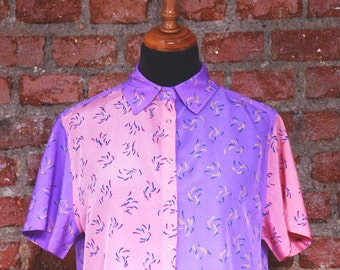 """""""Modern Vintage"""" woman shirt"""