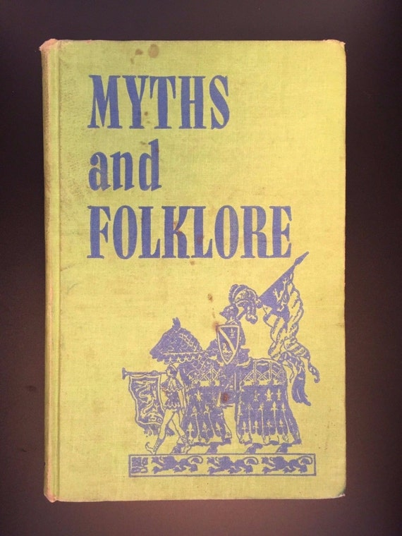 Myths and Folklore: an An...
