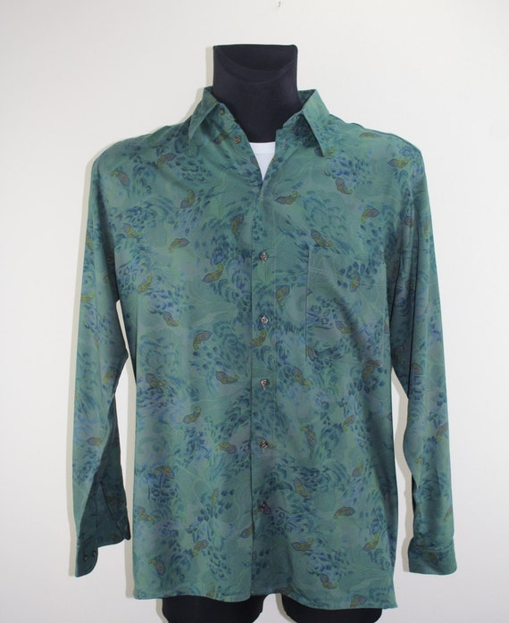 vintage shirt second fashion shirt clothes mens