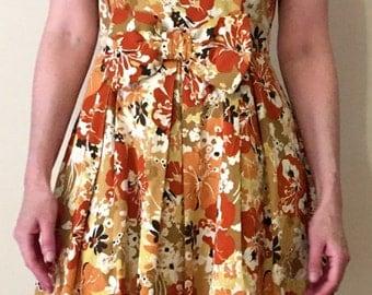 Vintage summer dress UK 10/12