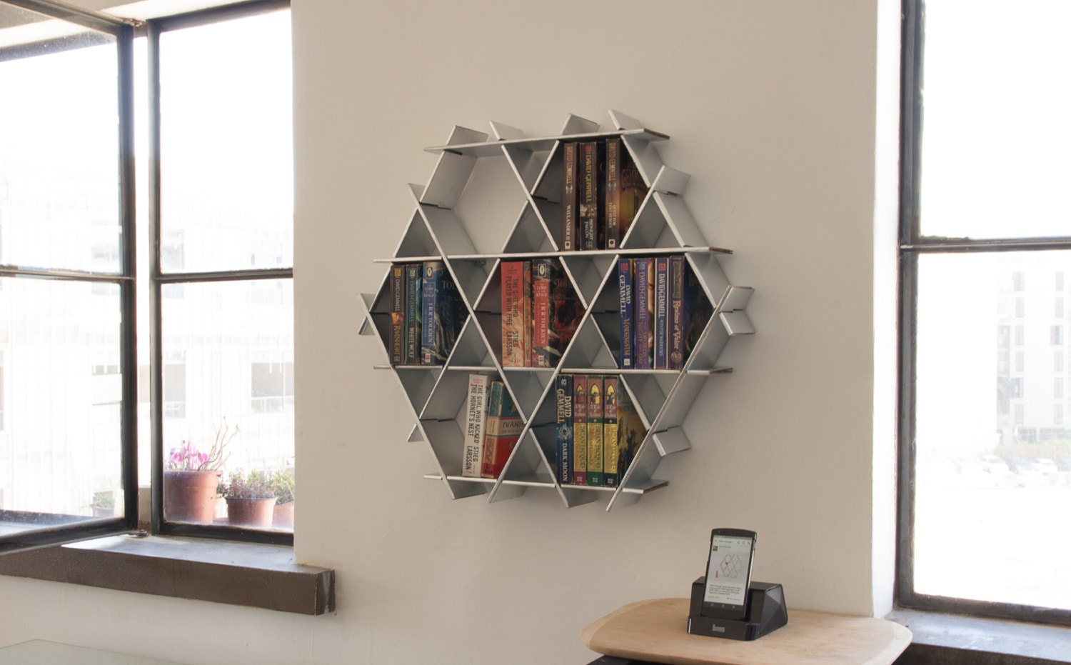 floating shelves hanging bookshelf bookshelves wall shelf