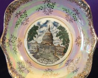 The Capitol / Washington D.C. / Souvenir Bowl