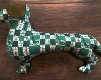 Handmade Dachshund   Sausage dog   Fur baby   Dog Lover   Daschund Pillow   Daschund Throw Pillow      Daschund Gift    Daschund Cushion  