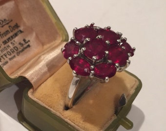 Vintage Silver ring, beautiful piece