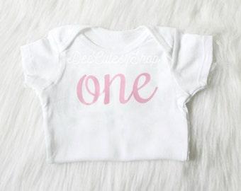 One Iron On, Pink, Iron On, DIY, Iron-On Heat Transfer, Plain Pink, First Birthday, Baby Girl, Cake Smash, Pink