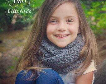 Crochet Pattern, EDEN INFINITY SCARF, crochet infinity scarf pattern, infinity scarf, easy crochet scarf pattern, sizes child and adult