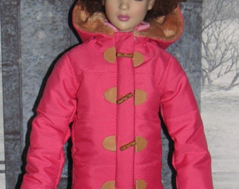 "Jacket for women Tonner 16"". 20 colors available"