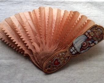 Beistle Valentine Fan