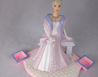 barbie wedding cake topper cake topper etsy 11071