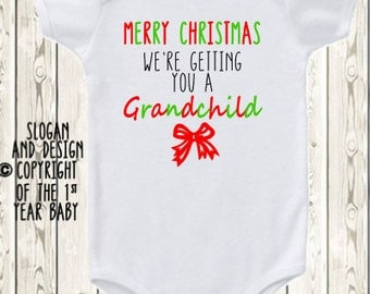 "Shop ""christmas pregnancy announcement"" in Girls' Clothing"
