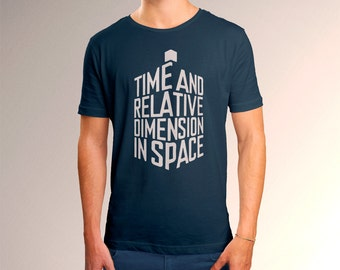 Doctor Who TARDIS Men's T-Shirt