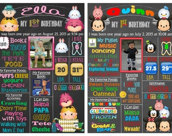 TSUM TSUM Birthday Theme