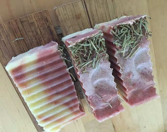Lavender, Lemon & Rosemary Soap