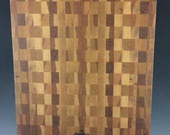 End Grain Cutting Board, Cherry