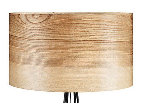Lamp Shade Real Wood Veneer Interior Design Trends By
