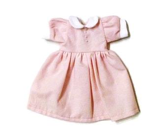 Unique BJD Dress - Sd Pink Lolita Dress - Slim Msd BJD Dress - Iplehouse Jid Clothes - Minifee Clothing - Yosd Cute Clothes - 70 cm BJD Doll