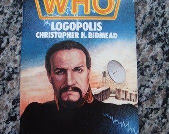 Doctor Who - Logopolis - Target Paperback Book