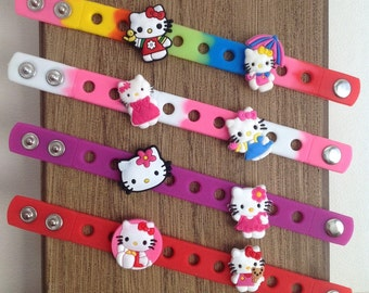 Kitty Charm Bracelets PARTY FAVORS