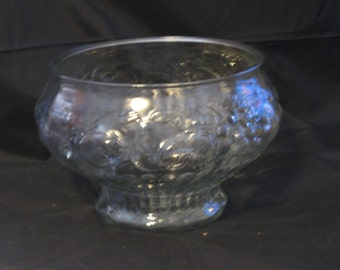 Vintage Bowl , Punch Bowl, Chip bowl