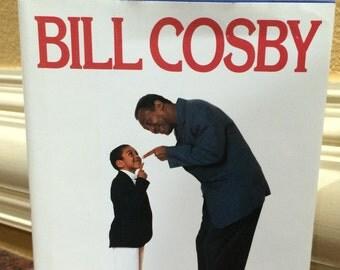 Vintage Bill Cosby book, Bill Cosby Childhood book, Childhood by Bill Cosby