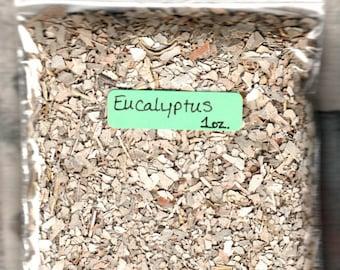 1 ounce Eucalyptus leaf herb   (1 oz.)