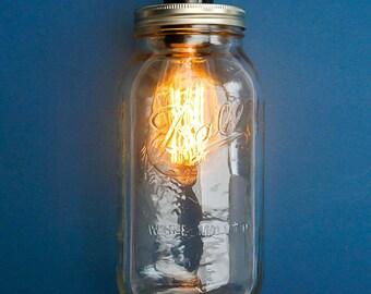 Kit DIY - Lampe Baladeuse Mason Jar