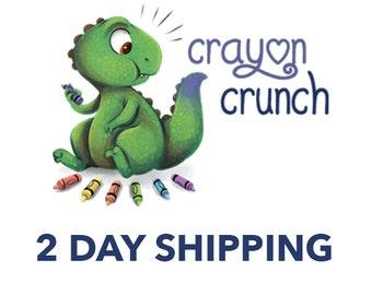 Addon: 2 day shipping for 1 Book - please read description
