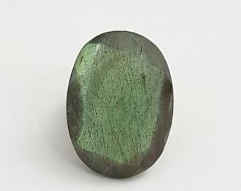 Labradorite Faceted