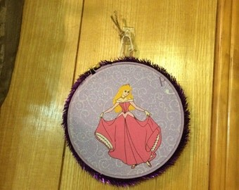 Princess Hoop (Set of 4) Plaques