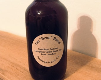 "Jim ""Bean"" Blend Vanilla Extract 4 FL OZ"